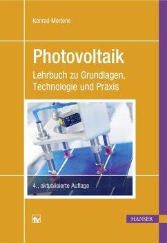Photovoltaik (eBook, PDF) - Mertens, Konrad