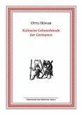 Kultische Geheimbünde der Germanen (eBook, PDF)