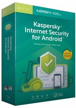 Kaspersky Internet Security for Android 1 Gerät/1 Jahr