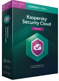 Kaspersky Security Cloud, Personal Edition, 5 Geräte, 1 Code in a Box