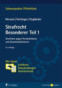 Strafrecht Besonderer Teil 01 - Wessels, Johannes