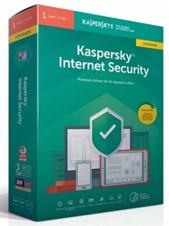Kaspersky Internet Security 1 Gerät Upgrade 2019