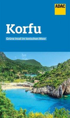 ADAC Reiseführer Korfu - Verigou, Klio; Peter, Peter