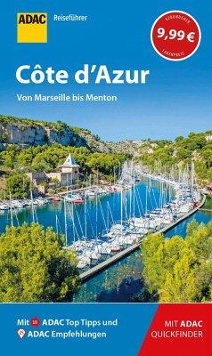 ADAC Reiseführer Côte d'Azur - Zichnowitz, Jürgen
