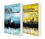 Die STADT. Zwei Urban-Fantasy-Romane in einem Bundle (Ava und die STADT der schwarzen Engel / Samson und die STADT des bleichen Teufels)