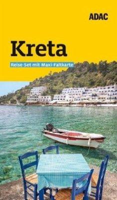 ADAC Reiseführer plus Kreta - Verigou, Klio; Hübler, Cornelia