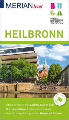 MERIAN live! Reiseführer Heilbronn - Hauser, Francoise