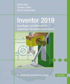 Inventor 2019 (eBook, PDF) - Klein, Patrick; Tietjen, Thorsten; Scheuermann, Günter