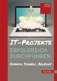 IT-Projekte erfolgreich durchführen (eBook, ePUB)