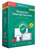 Kaspersky Internet Security, 5 Geräte, Upgrade, 1 Code in a Box