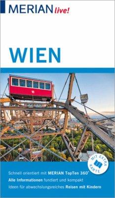 MERIAN live! Reiseführer Wien - Eder, Christian