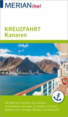 MERIAN live! Reiseführer Kreuzfahrt Kanaren - Lipps-Breda, Susanne