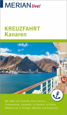 MERIAN live! Reiseführer Kreuzfahrt Kanaren