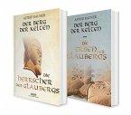Die Herrscher des Glaubergs & Die Erben des Glaubergs / Der Berg der Kelten Bd.1&2