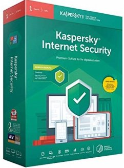 Kaspersky Internet Security + Android Security, 1 Code in a Box