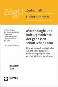 Morphologie und Kulturgeschichte der genossensc...