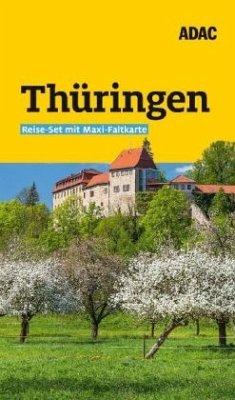 ADAC Reiseführer plus Thüringen - Rechenbach, Bärbel; Lopez-Guerrero, Gabriel Calvo; Tzschaschel, Sabine