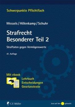 Strafrecht Besonderer Teil 02 - Wessels, Johannes