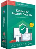 Kaspersky Internet Security 3 User (Code In A Box)