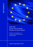 Edith Stein, Europe and Its Identity - Europa und seine Identität (eBook, PDF)