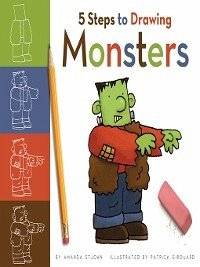 5 Steps to Drawing Monsters (eBook, PDF)