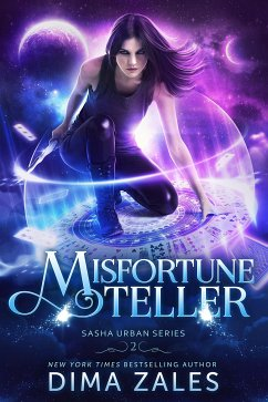 Misfortune Teller (Sasha Urban Series, #2) (eBook, ePUB) - Zales, Dima; Zaires, Anna