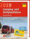 ADAC Camping- und Stellplatzführer Deutschland 2019