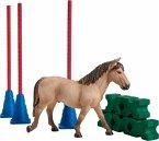 Schleich 42483 - Farm World, Pony Slalom, Spielfigurenset, Pferde