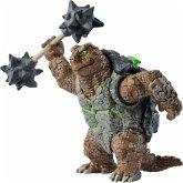 Schleich 42496 - Eldrador Creature, Panzerkröte mit Waffe, Spielfigur, Tierfigur