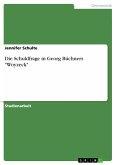 Die Schuldfrage in Georg Büchners