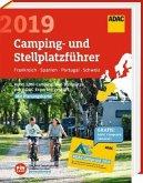 ADAC Camping- und Stellplatzführer Frankreich, Spanien, Portugal, Schweiz 2019