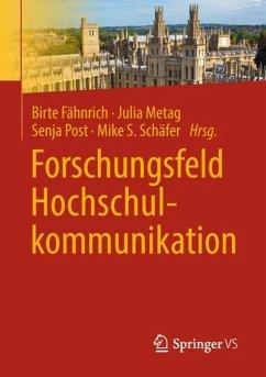 Forschungsfeld Hochschulkommunikation