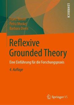 Reflexive Grounded Theory - Breuer, Franz; Muckel, Petra; Dieris, Barbara