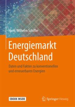 Energiemarkt Deutschland - Schiffer, Hans-Wilhelm
