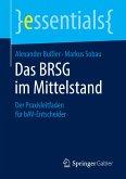 Das BRSG im Mittelstand