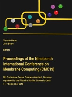 Proceedings of the Nineteenth International Con...