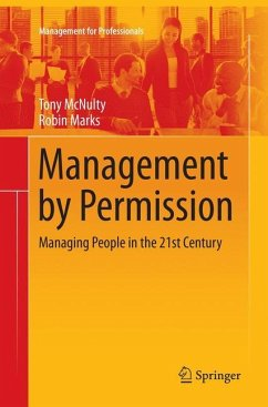 Management by Permission - McNulty, Tony; Marks, Robin