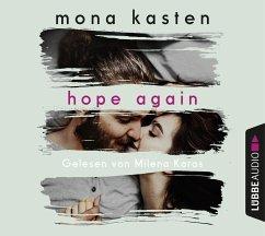 Hope Again / Again Bd.4 (6 Audio-CDs) - Kasten, Mona