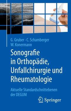 Sonografie in Orthopädie, Unfallchirurgie und R...