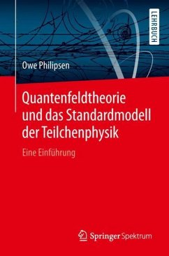 Quantenfeldtheorie und das Standardmodell der Teilchenphysik