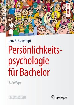 Persönlichkeitspsychologie für Bachelor - Asendorpf, Jens B.