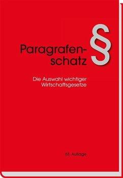 Paragrafenschatz - Lenz, Karl