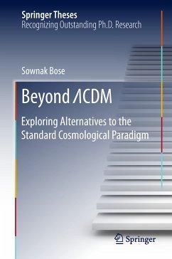 Beyond ¿CDM (eBook, PDF) - Bose, Sownak