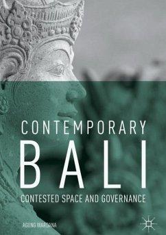Contemporary Bali - Wardana, Agung