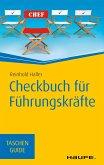 Checkbuch für Führungskräfte (eBook, PDF)