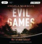 Evil Games / Kim Stone Bd.2 (1 MP3-CDs) (Mängelexemplar)