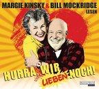 Hurra, wir lieben noch!, 3 Audio-CDs (Mängelexemplar)