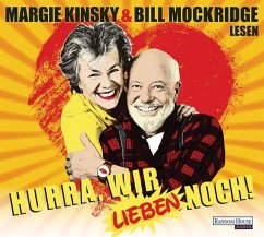 Hurra, wir lieben noch!, 3 Audio-CDs (Mängelexemplar) - Mockridge, Bill; Kinsky, Margie