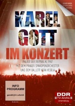 Im Konzert: Karel Gott 1987 - Im Konzert: Karel Gott 1983/Dvdim P