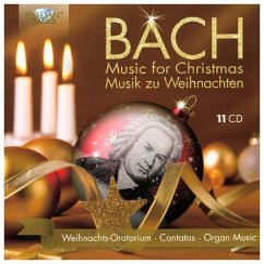 Bach:Music For Christmas/Musik Zu Weihnachten